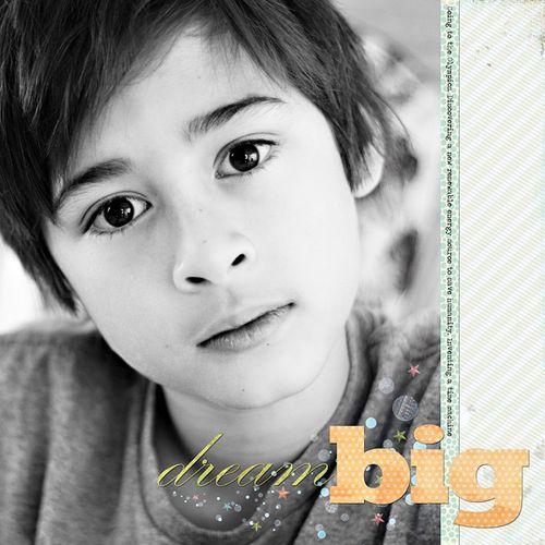 Dream Big | Ann Costen