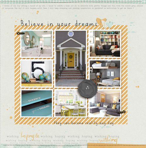 Dream Home | Jennifer Hignite