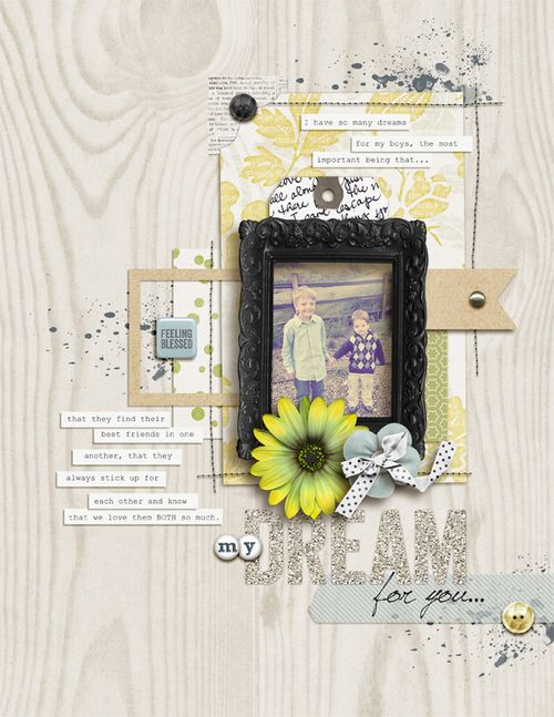 My Dream for You | Amy Kingsford