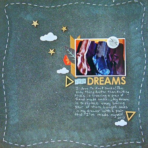 Sock Dreams | Sue Althouse