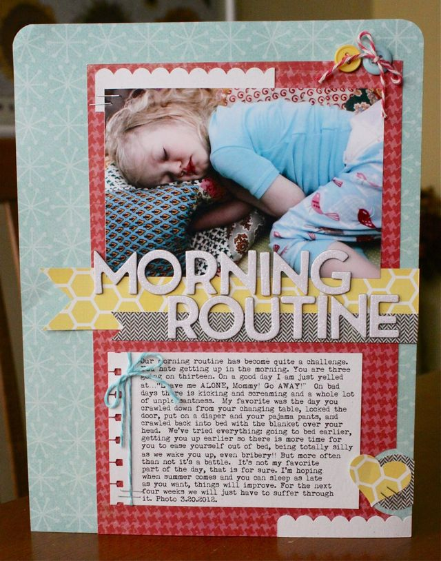 Morning Routine | Emily Spahn