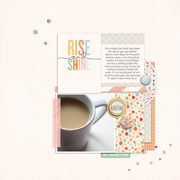 Rise and Shine | Celeste Smith