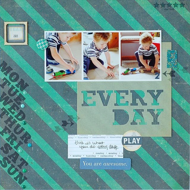 Every Day | Valerie O'Neall