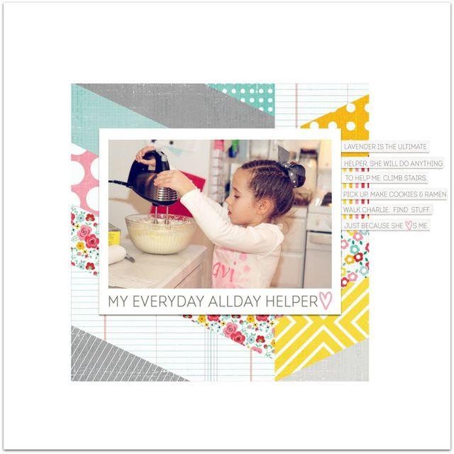 Everyday Allday Helper | Marnie Flores