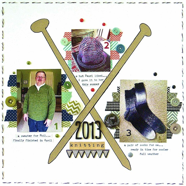 2013 Knitting   Sue Althouse
