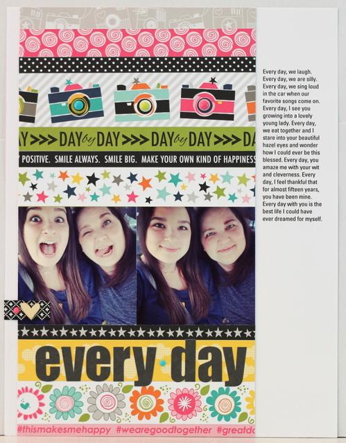 every day | Tracie Claiborne