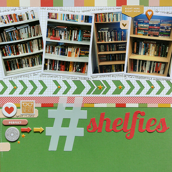 Shelfies | Jennifer Larson
