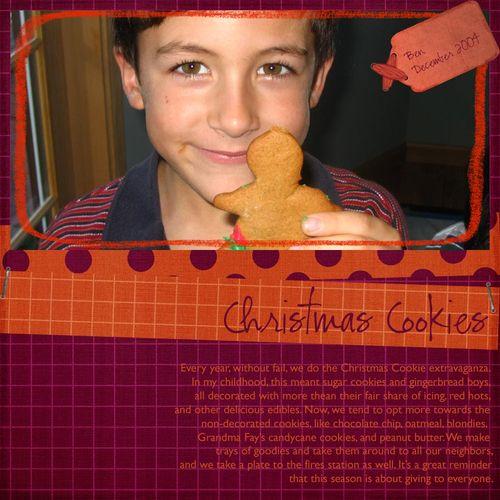 Christmas Cookies | Lain Ehmann