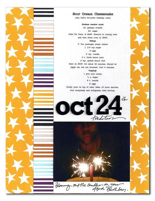 October 24th | Melanie Louette