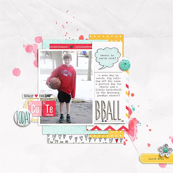 bball | Celeste Smith