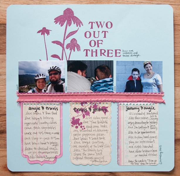 Two Out of Three | Angie Lucas