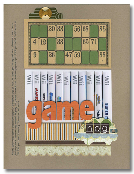 Game Hog | Celeste Smith