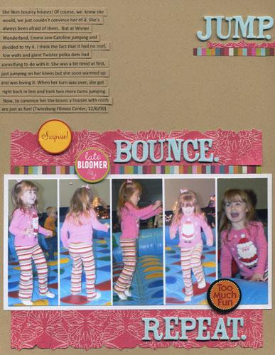 Jump. Bounce. Repeat. | Erin Sweeney
