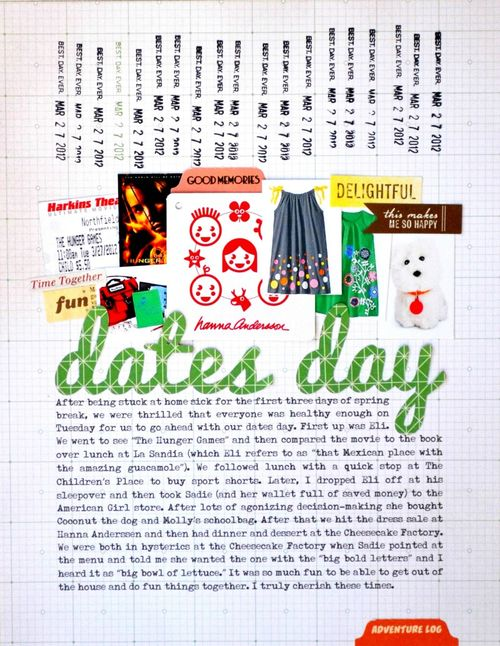 Dates Day | Vivian Masket