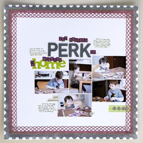 Perk | Karen Grunberg