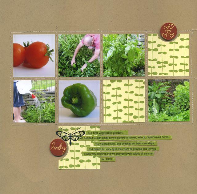 Our First Vegetable Garden | Jody Dent-Pruks