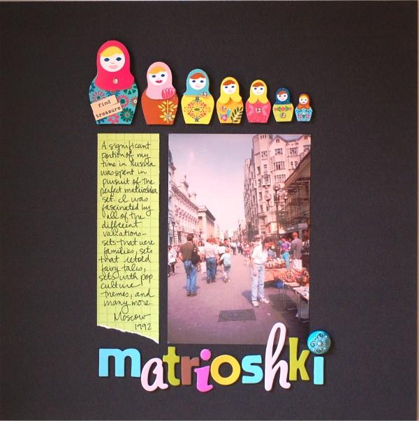 Matrioskhi | Vivian Masket