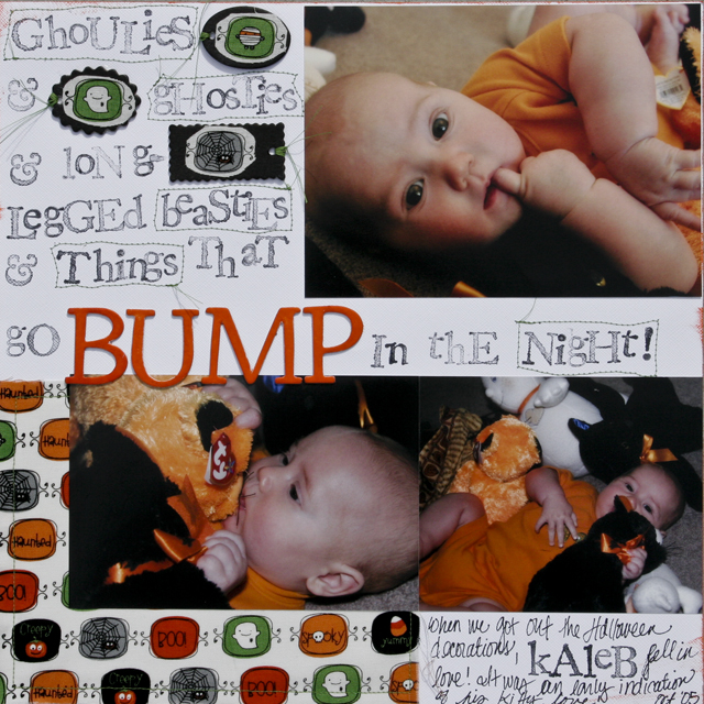 Bump in the Night | Amy Sorensen