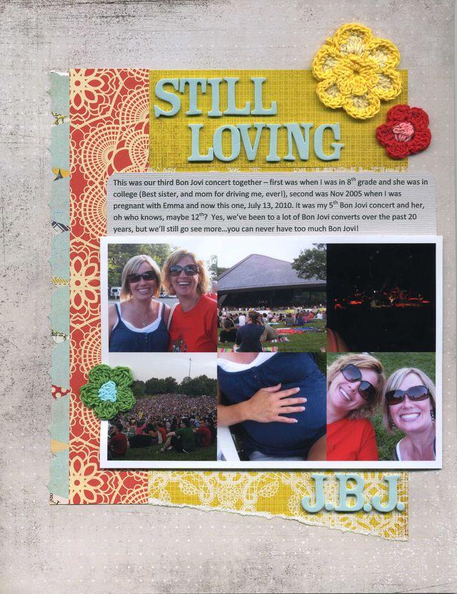 Still Loving J.B.J. | Erin Sweeney