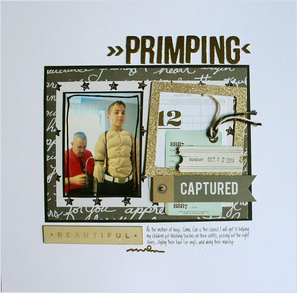 Primping |Aliza Deutsch
