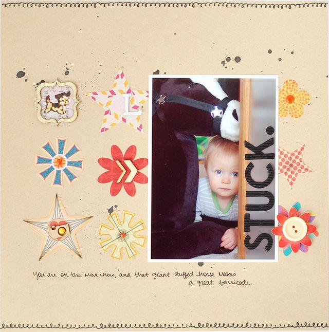 Stuck | Valerie O'Neall