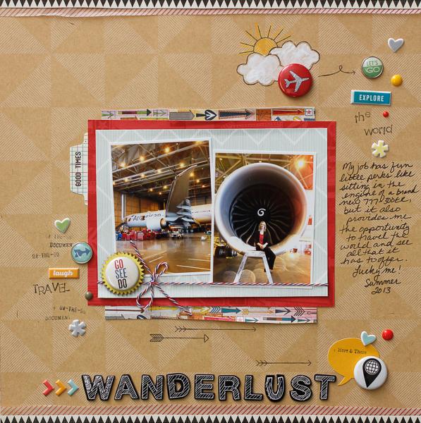 Wanderlust | Diane Payne