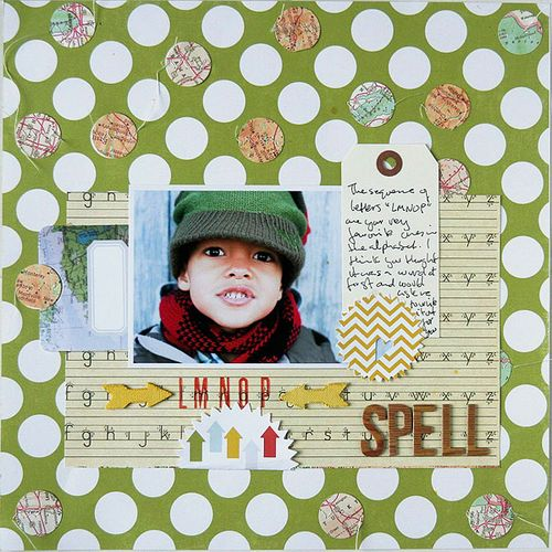 Spell | Francine Clouden