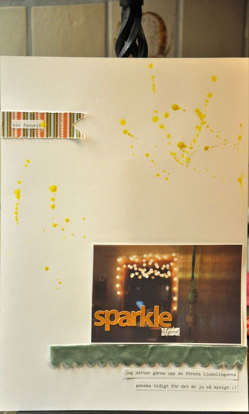 Sparkle Lights | Lisa Ottosson
