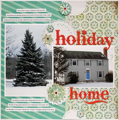 Holiday Home | Donna Jannuzzi