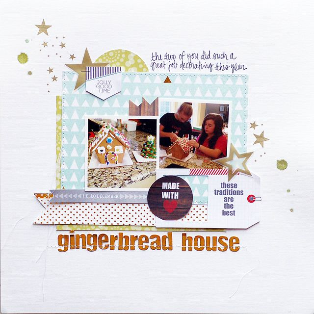 Gingerbread House| Amy Coose