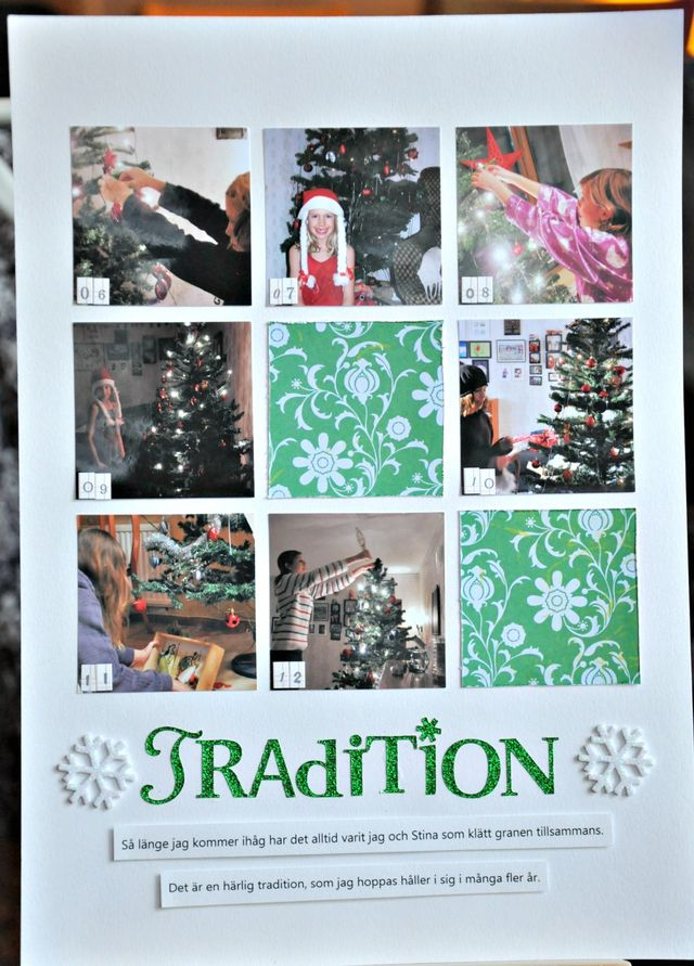 Tradition | Lisa Ottosson
