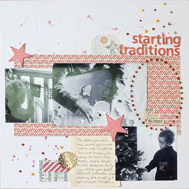 Starting Traditions | Francine Clouden