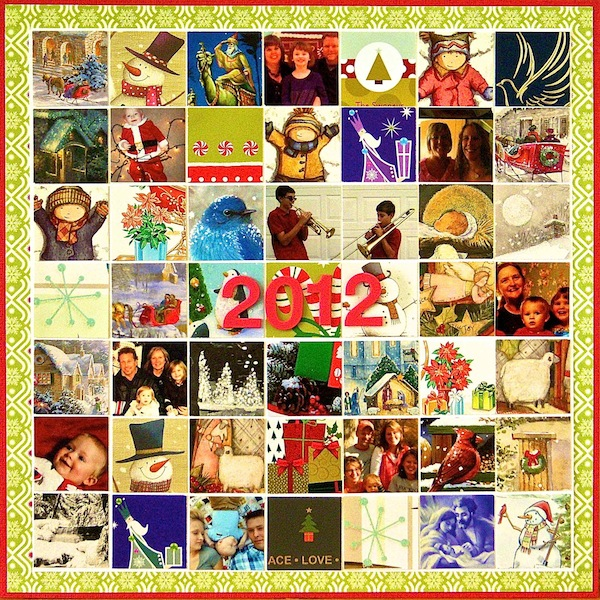 Christmas Cards 2012 | Sue Althouse