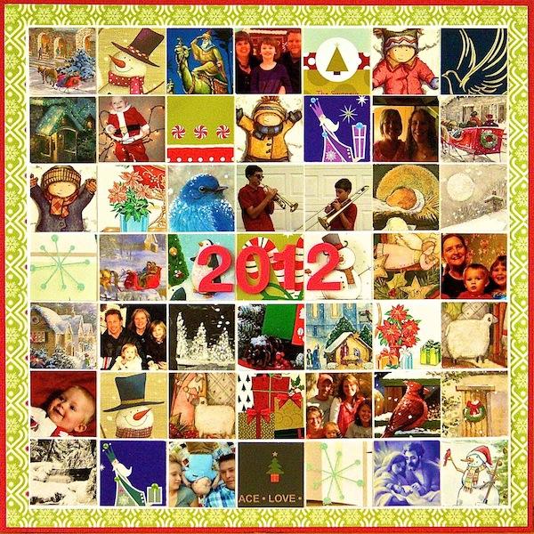Christmas Cards 2012 | Sue Althouse