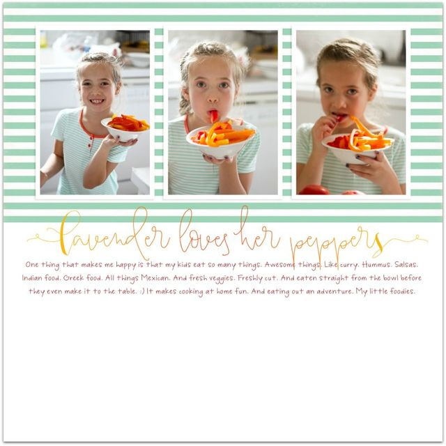 "Baby Foodie</br><span style=""font-size: 8pt;"">by</span> Marnie Flores"