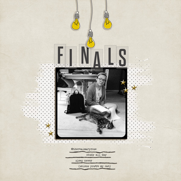 Finals | Laura O'Donnell