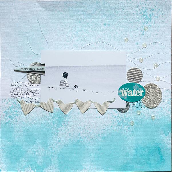 Just Add Water | Francine Clouden