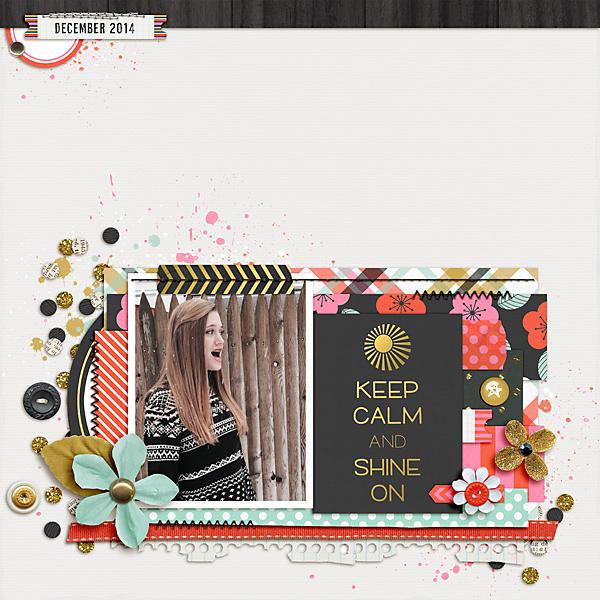 Keep Calm | Celeste Smith