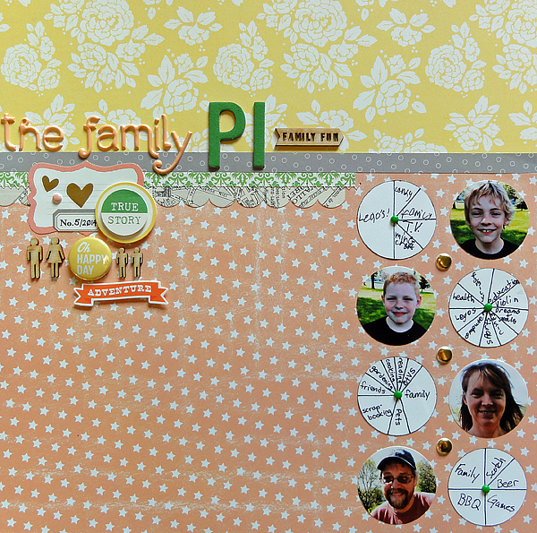 The Family Pi | Jennifer Larson