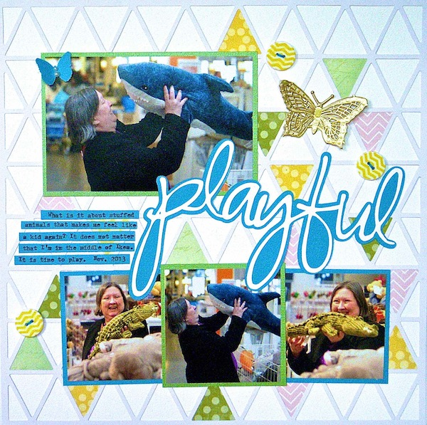 Playful | Sue Althouse