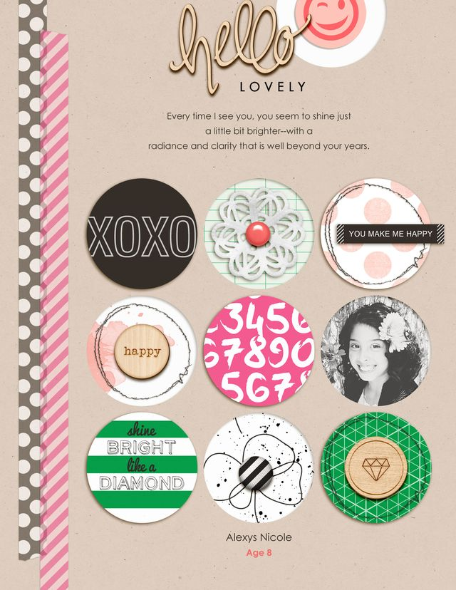 Hello Lovely | Amy Kingsford