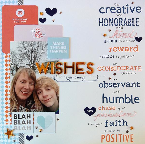 Wishes</br>by Jennifer Larson