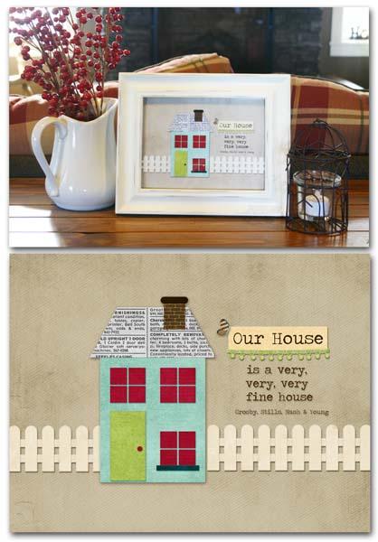 Our House | Cheryl Overton