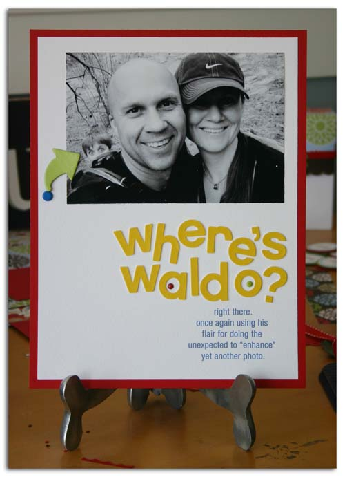 Where's Waldo? | Cheryl Overton