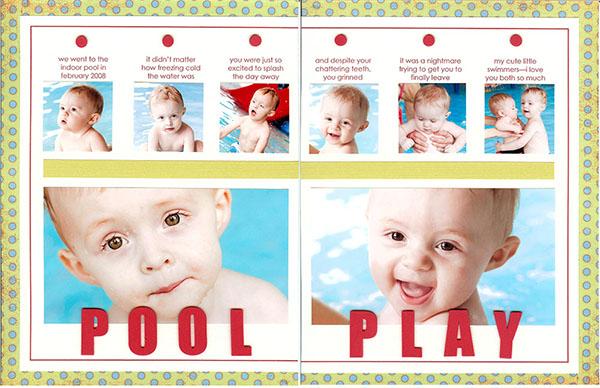 Pool Play | Elisha Snow