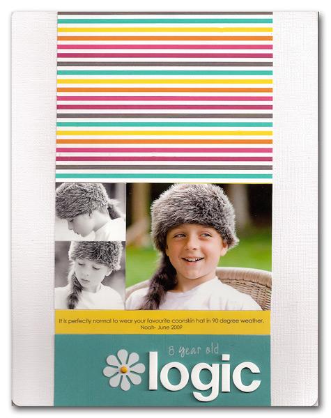Logic | Melanie Louette