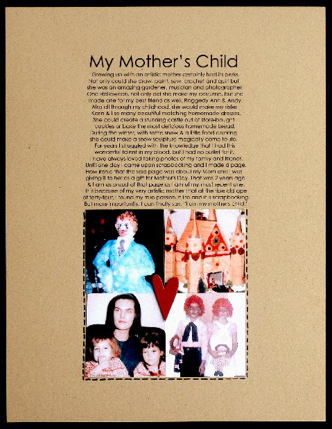 My Mother's Child | Jody Wenke