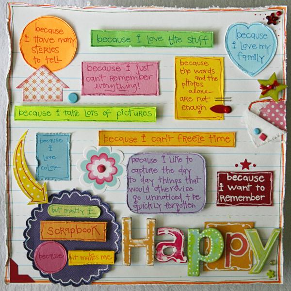 Happy | Marnie Flores