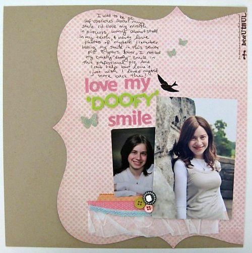 Doofy Smile | Keshet Starr