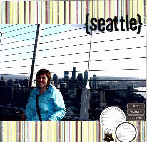 Seattle | Jen Wozab
